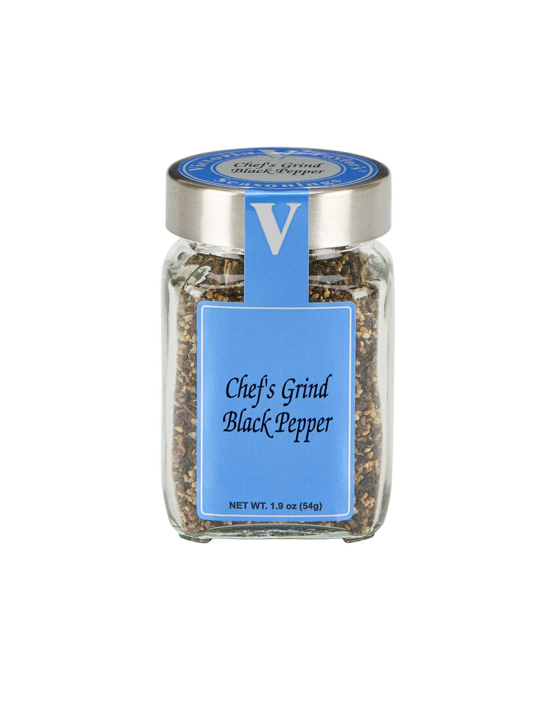 chef grind black pepper salt free victoria taylor