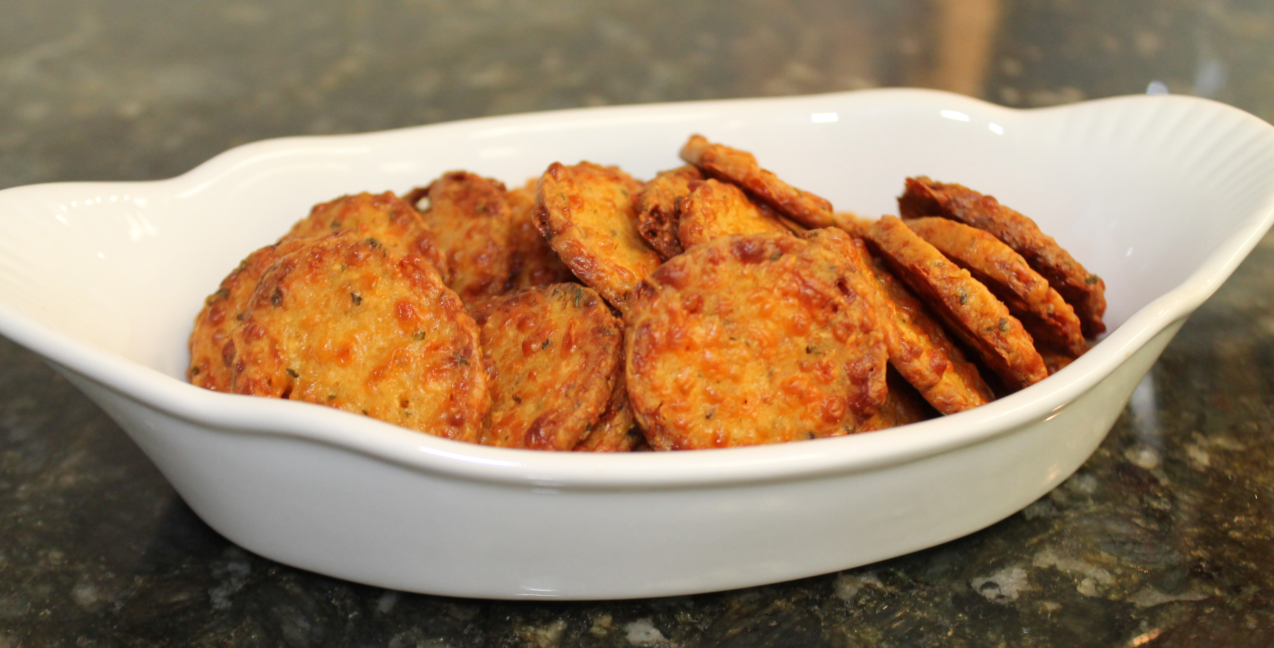 spicy cheddar chive crackers seasoning victoria gourmet recipes