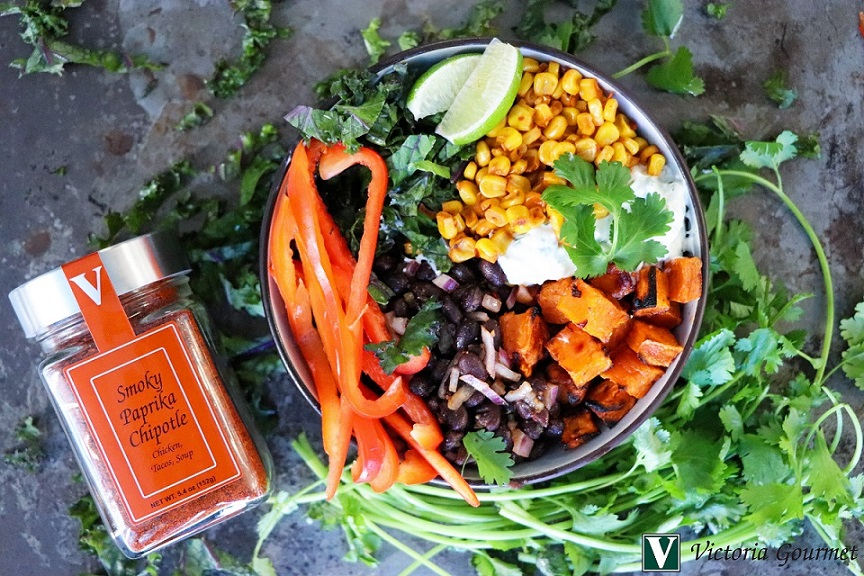paprika chipotle smoky buddha bowl seasoning victoria gourmet recipes