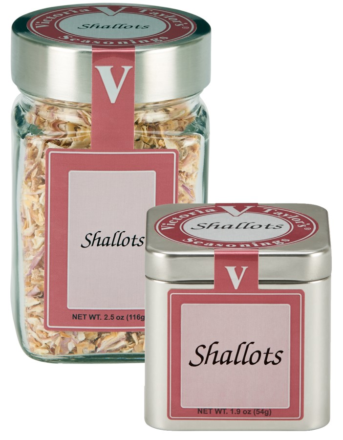 shallots tangy sweet onion victoria taylor