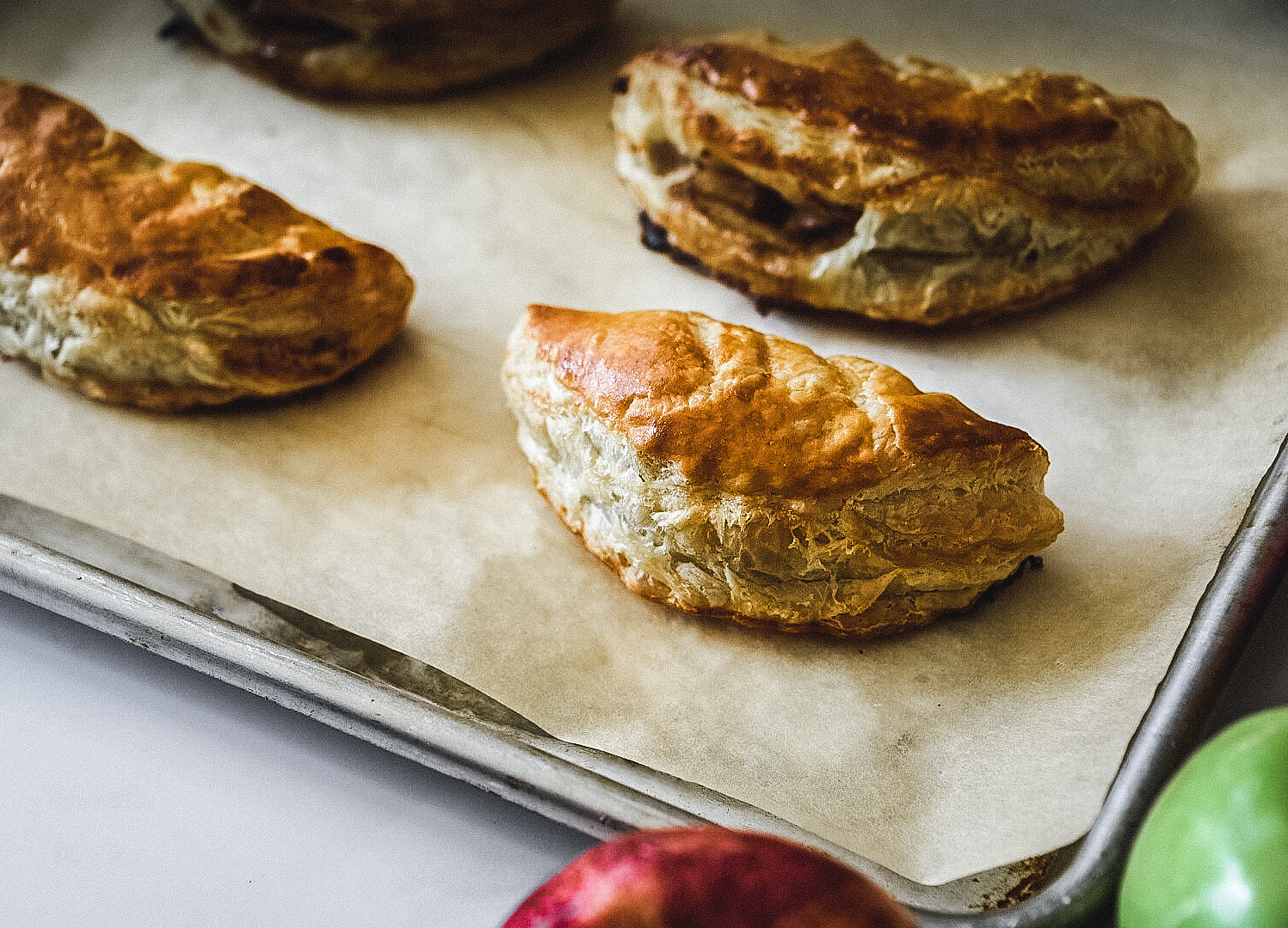 apple spice hand pies victoria gourmet recipe