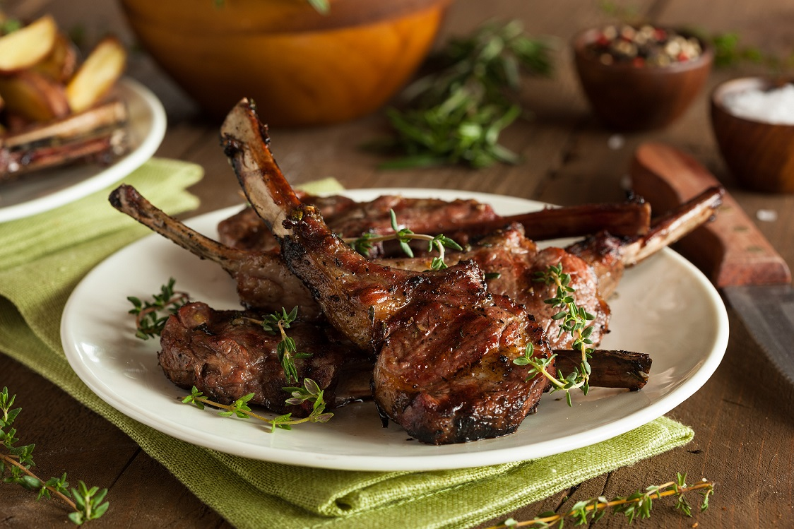 roasted moroccan lamb chops seasoning spices victoria gourmet recipes