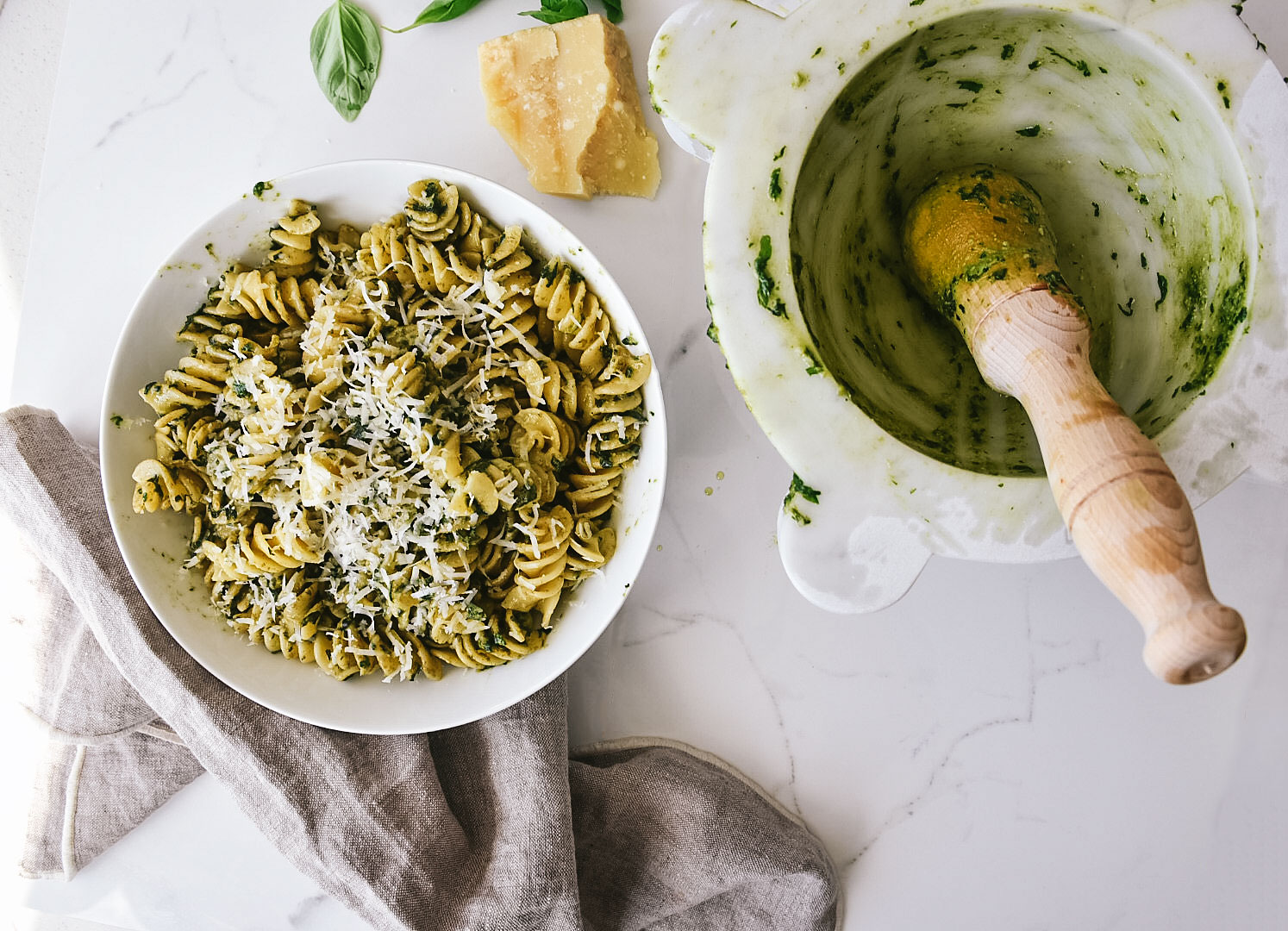 classic pesto pacific coast flake salt fragrant victoria gourmet recipe