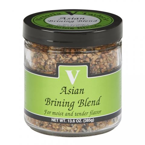 asian brining sesame garlic victoria taylor
