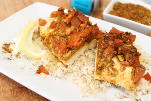 Moroccan Lemon Chicken Recipe
