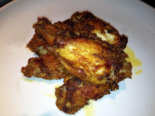 Oven Baked Spicy Chicken Wings with Victoria Taylor's New Orleans Seasoning