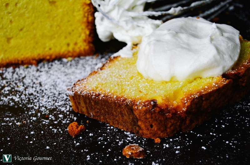 orange cinnamon turmeric pound cake tea spices victoria gourmet recipe