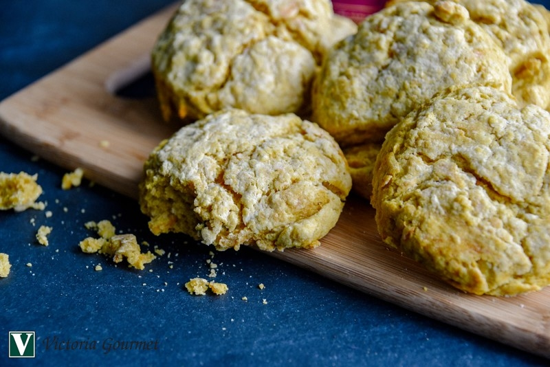 curried sweet potato biscuits seasoning victoria gourmet recipe