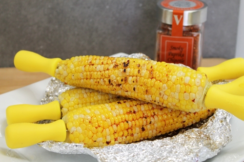Grilled Corn on the Cob and more