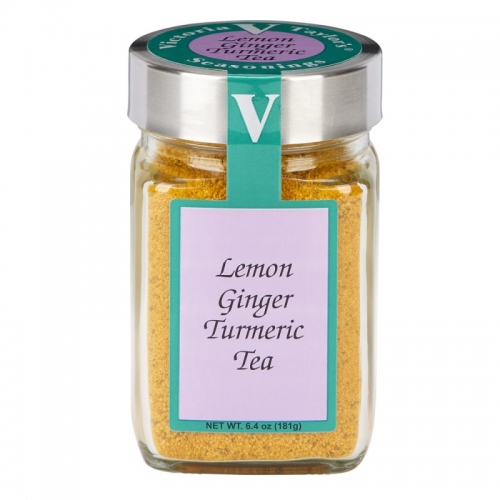 lemon turmer tea ginger victoria taylor