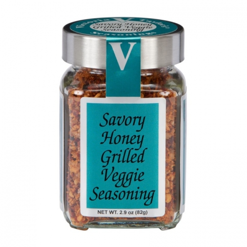 savory honey grilled veggie seasoning victoria taylor
