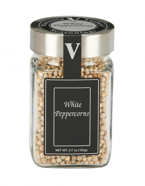white peppercorns pepper fruit creamy victoria taylor