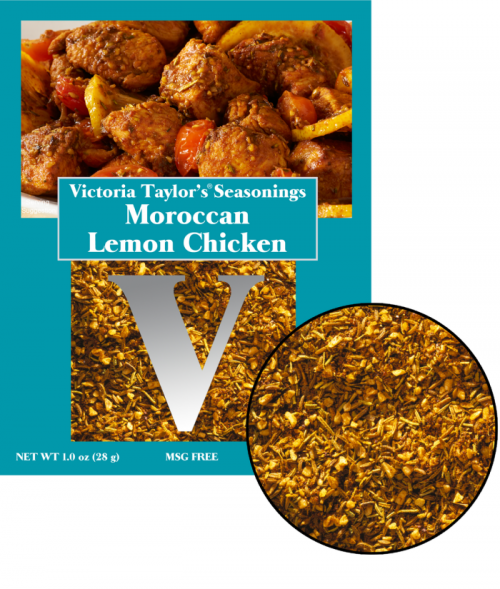moroccan lemon chicken seasoning spices victoria taylor